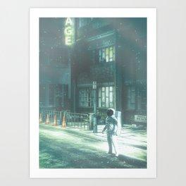 Home Coming Art Print