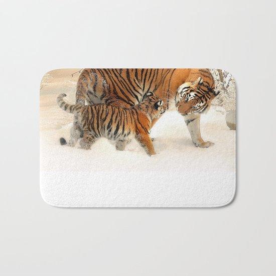 Tiger_2015_0125 Bath Mat