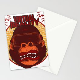 Virtual Reality Vr Gift Game Glasses AR Stationery Cards