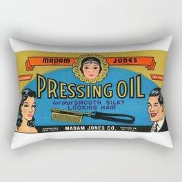 Madam Jones Pressing Oil Rectangular Pillow