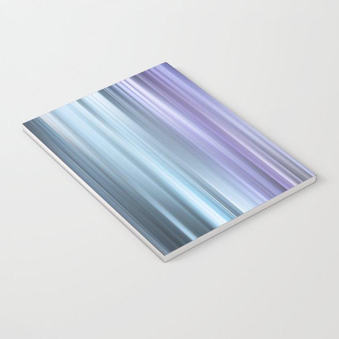 Starlight Abstract Notebook