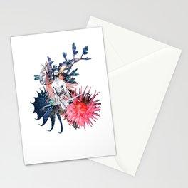 Aqua_novella_dearly beloved Stationery Cards