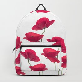 Poppy Love Valentine Backpack