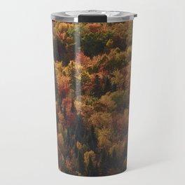 Landscape in Canada - Autumn Travel Mug