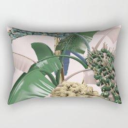 Banana Drama Rectangular Pillow