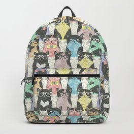 plan of cats Backpack