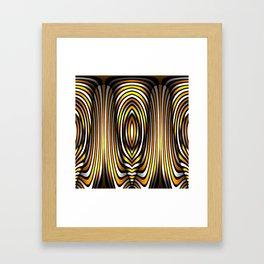 Fringe, 2360h98 Framed Art Print