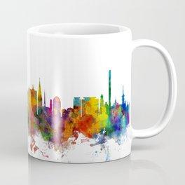 Malmo Sweden Skyline Coffee Mug