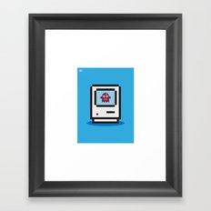 iMec Framed Art Print