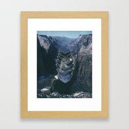 Just an Earth-Bound Misfit Framed Art Print