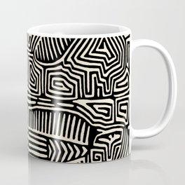 Kuna Indian Pajaros Coffee Mug