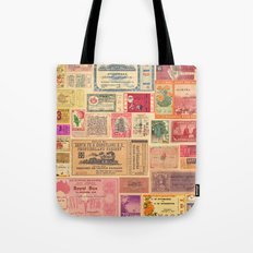 Places, Elsewhere Tote Bag