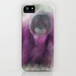 Maurice iPhone Case