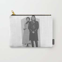 Monochrome Rumbelle Carry-All Pouch