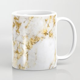 Luxe bright golden Coffee Mug