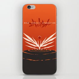 The End Of Evangelion iPhone Skin