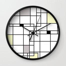 The Minimalist IIII Wall Clock