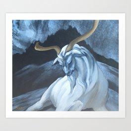 Patriarch Art Print