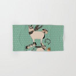 Animals Hand & Bath Towel