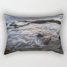 Evening in San Pedro, California Rectangular Pillow