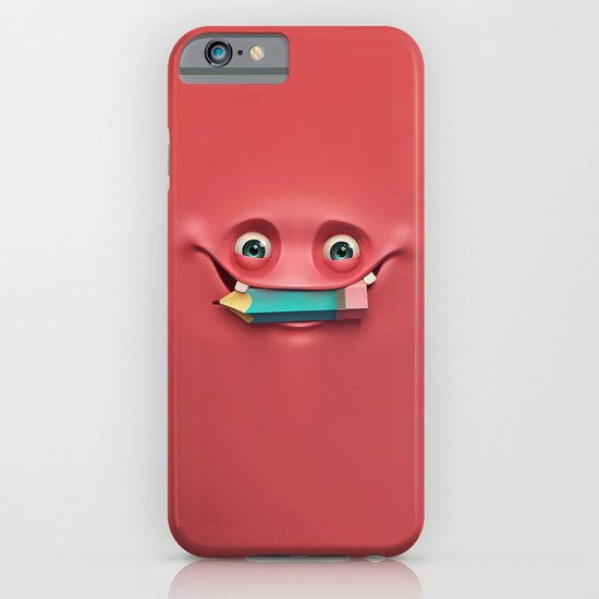 Happy face iPhone & iPod Case