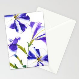 petunia Stationery Cards