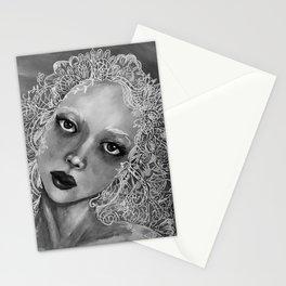 Ada (Gray) Stationery Cards