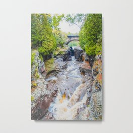 Temperance River State Park, Minnesota 3 Metal Print