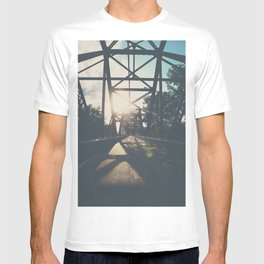 crossing the Mississippi ... T-shirt