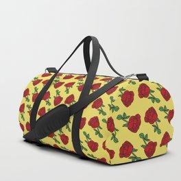 Red Roses Duffle Bag