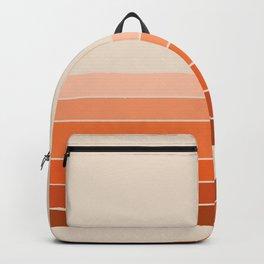 Red Rock Spring Stripes Backpack