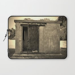 Old And Rusty Laptop Sleeve