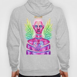King, Angel of the Fragmented Hoody