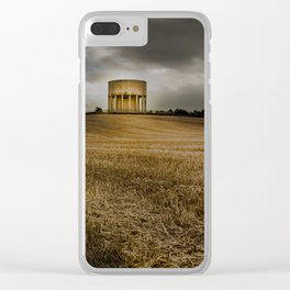 The Water Tower Clear iPhone Case