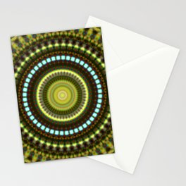 Celestial Cymatics Stationery Cards