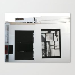 layout  Canvas Print