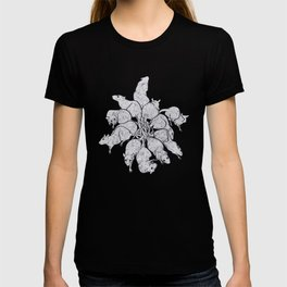 Ratking Flowers [Ghost] T-shirt