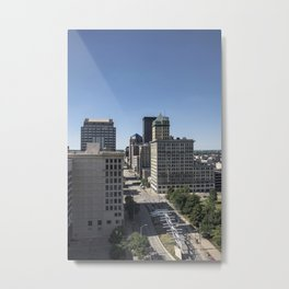 Dayton, Ohio Metal Print