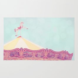 Carousel Dream Mint Rug