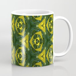 Electric Green Coffee Mug