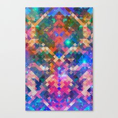 Geocosmic Canvas Print