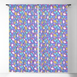 Summer Fruit Blackout Curtain