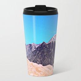 Great Sand Dunes II Travel Mug