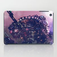 robot iPad Cases featuring Robot by Vajra Pancharia