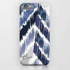 Tropical Vibrations Indigo iPhone 6s Slim Case