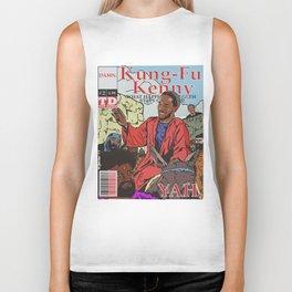 Kung Fu Kenny Comic #2 YAH. Biker Tank