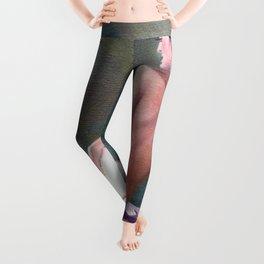 Desnudo (Apunte)/Nu (Esbozo)/Nude (Sketch) Leggings