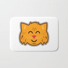 Maine Coon Cat Bath Mat
