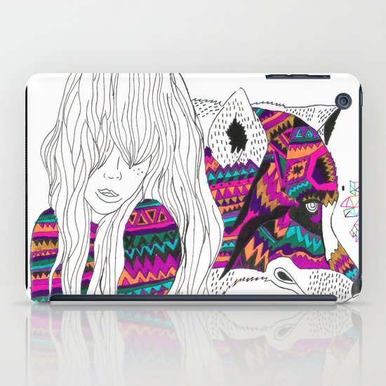 ▲SHE-WOLF▲ iPad Case
