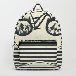 Enduro Yella Flag Backpack